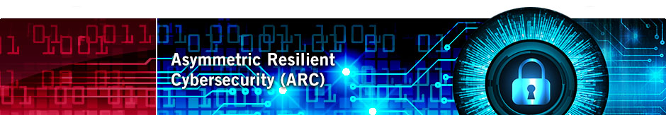 Asymmetric Resilient Cybersecurity